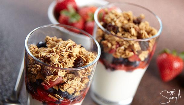 Breakfast-Parfait