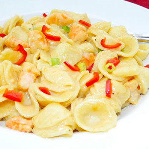 Cajun Shrimp Mac & Cheese
