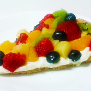 Creamy Fruit Pie